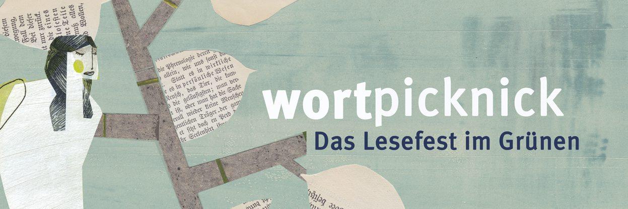 Wortpicknick - Das Lesefest im Grünen